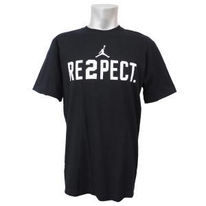 ナイキ ジョーダン/NIKE JORDAN デレク・ジーター Re2pect Tシャツ ブラック/ホワイト 708586-013 selection-j