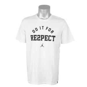 ナイキ ジョーダン/NIKE JORDAN デレク・ジーター Tシャツ ドゥー イット フォー リスペクト ホワイト AO9142-100 selection-j