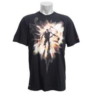 ナイキ KD/NIKE KD ケビン・デュラント Tシャツ 半袖 スピード ブラック 575474-010 レアアイテム【1909プレミア】|selection-j