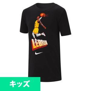 LEBRON Tシャツ バスケットボール ヒーロー ナイキ/Nike ブラック|selection-j