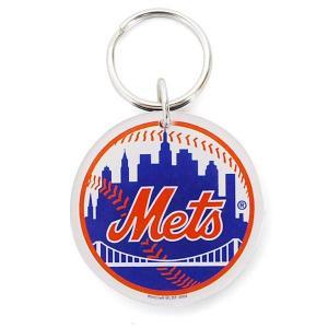 MLB メッツ キーリング ウィンクラフト/WinCraft Acrylic Key Ring190806価格変更|selection-j