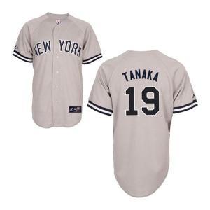 MLB ヤンキース 田中将大 ユニフォーム ロード Majestic selection-j