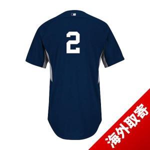 MLB ヤンキース デレク・ジーター ユニフォーム ホーム Majestic|selection-j