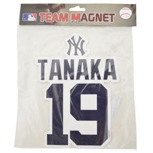 MLB ヤンキース 田中将大 マグネット フォーエバー/Forever Player Magnet selection-j