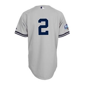 MLB ヤンキース デレク・ジーター ユニフォーム ロード Majestic【1902MLBセール】 selection-j