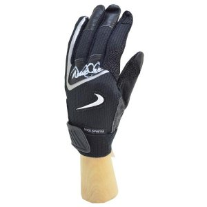 MLB ヤンキース デレク・ジーター 直筆サイン入り実使用バッティンググローブ ホーム 2005 Game Used Batting Glove With Sign|selection-j