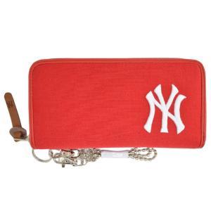 MLB ヤンキース 長財布 E-come|selection-j