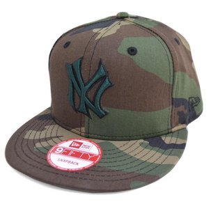 MLB ヤンキース 9FIFTY カスタム キャップ/帽子 ニューエラ/New Era|selection-j