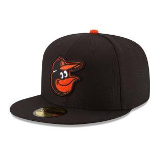 MLB オリオールズ 2016 オーセンティック ダイアモンド エラ 59FIFTYキャップ/帽子  ニューエラ/New Era|selection-j