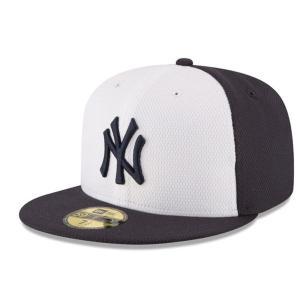 MLB ヤンキース オーセンティック ダイアモンド エラ 59FIFTYキャップ/帽子 2016 ニューエラ/New Era【1902MLBセール】|selection-j