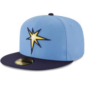 MLB レイズ オーセンティック ダイアモンド エラ 59FIFTYキャップ/帽子 2016 ニューエラ/New Era【1902MLBセール】|selection-j