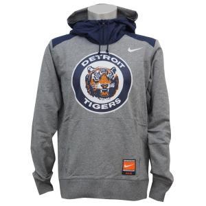 MLB タイガース クーパーズタウン コレクション ハイブリッド フーディー ナイキ/Nike|selection-j