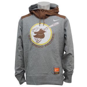 MLB パドレス クーパーズタウン コレクション ハイブリッド フーディー ナイキ/Nike|selection-j