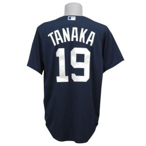 MLB ヤンキース 田中将大 クールベース レプリカ ユニフォーム マジェスティック/Majestic|selection-j