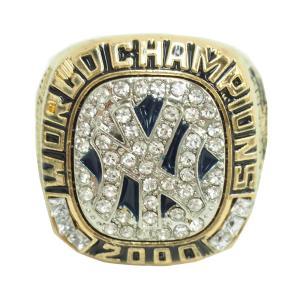 MLB ヤンキース 2000 ワールドシリーズ ファン レプリカ リング  レアアイテム【1909プレミア】 selection-j