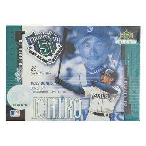 MLB(メジャーリーグ) マリナーズ イチロー 25 カード ボックスセット アッパーデック/Upper Deck selection-j