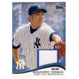 MLB ヤンキース 田中将大 2014 ジャージ カード トップス/Topps レアアイテム【1909プレミア】|selection-j