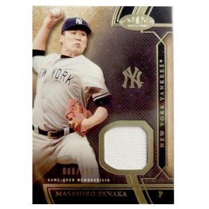 MLB ヤンキース 田中将大 2015 ジャージ カード トップス/Topps レアアイテム【1909プレミア】|selection-j