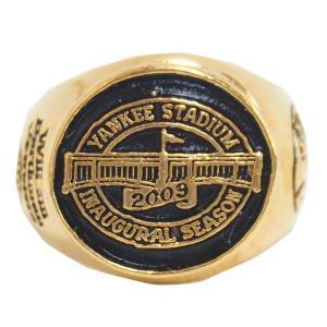 MLB ヤンキース ファンリングーデー記念リング July 18 2009 SGA レアアイテム【1909プレミア】 selection-j