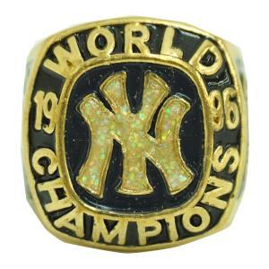 MLB ヤンキース 1996 ワールドシリーズ レプリカチャンピオンリング SGA レアアイテム【1909プレミア】 selection-j