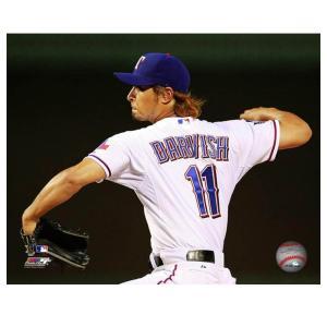 MLB レンジャーズ ダルビッシュ有 2012 アクション フォト フォトファイル/Photo File selection-j