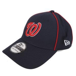 MLB ナショナルズ 2017 ダイアモンド エラ 39THIRTY キャップ/帽子 ニューエラ/New Era オルタネート|selection-j
