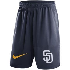 お取り寄せ MLB パドレス ドライ ショーツ ナイキ/Nike ネイビー selection-j