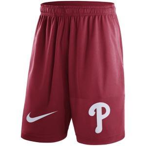 お取り寄せ MLB フィリーズ ドライ ショーツ ナイキ/Nike レッド selection-j