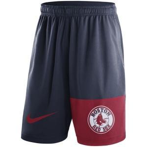 お取り寄せ MLB レッドソックス クーパーズタウン ドライ ショーツ ナイキ/Nike ネイビー selection-j