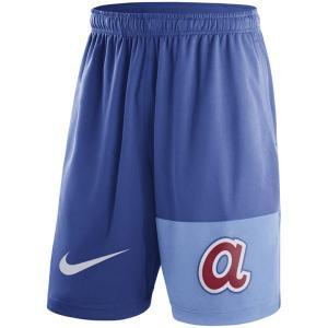 お取り寄せ MLB ブレーブス クーパーズタウン ドライ ショーツ ナイキ/Nike ロイヤル selection-j