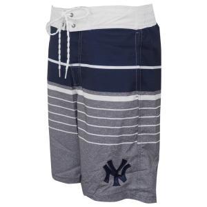 MLB ヤンキース バランス スイム トランクス/水着 G-III|selection-j