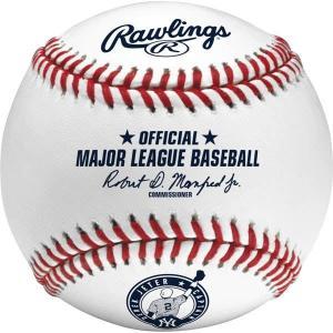 MLB ヤンキース デレク・ジーター 永久欠番 記念 ベースボール ローリングス/Rawlings|selection-j