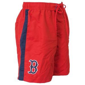 MLB レッドソックス 海水パンツ / スイムパンツ G-III|selection-j