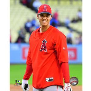 MLB エンゼルス 大谷翔平 アクション フォト 2018 フォトファイル/Photo File 【18112WAYセール】【190731解】|selection-j