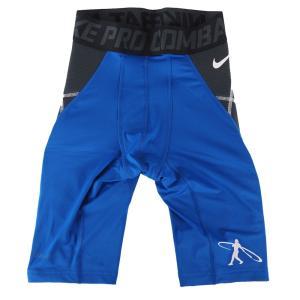 GRIFFEY プロ コンバット ケン・グリフィーJr スライディング スウィングマンショーツ ナイキ/Nike ブルー 677155-480【1909プレミア】|selection-j