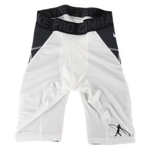GRIFFEY プロ コンバット ケン・グリフィーJr スライディング スウィングマンショーツ ナイキ/Nike ホワイト 677155-480|selection-j