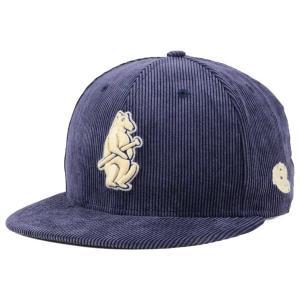 お取り寄せ MLB カブス キャップ/帽子 コーデュロイ オールドロゴ ニューエラ/New Era【1909セール】|selection-j