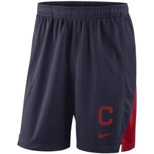 MLB インディアンス ショートパンツ/ショーツ フランチャイズ メンズ ナイキ/Nike カレッジネイビー 00035604X-IN1|selection-j