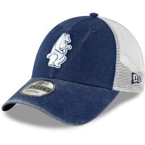ニューエラ New Era MLB シカゴ・カブス キャップ/帽子 アジャスタブル スナップバック|selection-j
