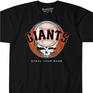 MLB サンフランシスコ・ジャイアンツ Tシャツ ユア ベース アスレティック ティール selection-j