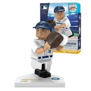 MLB 菊池 雄星 シアトル・マリナーズ フィギュア ミニフィギュア OYO Sports ホーム|selection-j