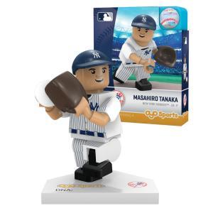 MLB 田中 将大 ニューヨーク・ヤンキース フィギュア ミニフィギュア OYO Sports ホーム|selection-j