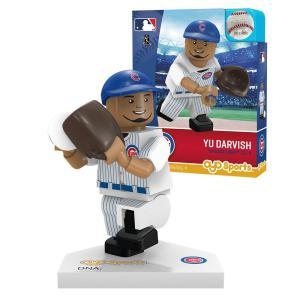 MLB ダルビッシュ有 シカゴ・カブス フィギュア ミニフィギュア OYO Sports ホーム|selection-j