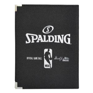 NBA A4バインダー ブラック スポルディング/SPALDING selection-j