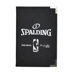NBA バインダー ブラック スポルディング/SPALDING selection-j