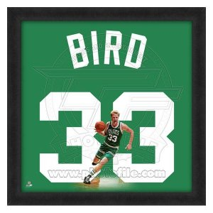 NBA セルティックス ラリー・バード フォト ファイル/Photo File UNIFRAME 20 x 20 Framed Photographic|selection-j
