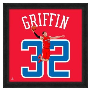 NBA クリッパーズ ブレイク・グリフィン フォト ファイル/Photo File UNIFRAME 20 x 20 Framed Photographic|selection-j