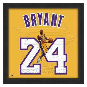 お取り寄せ NBA レイカーズ コービー・ブライアント フォト ファイル/Photo File UNIFRAME 20 x 20 Framed Photographic|selection-j