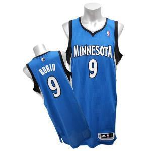 NBA ティンバーウルブズ リッキー・ルビオ ユニフォーム ロード Adidas  特別セール 特別セール 特別セール|selection-j