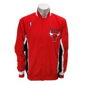 NBA ブルズ ジャケット 1992-93 ミッチェル&ネス Authentic Warm Up ジャケット【1811MNセール】|selection-j